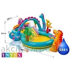 Vaikiškas baseinas Dinozauras