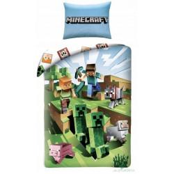 Vaikiška patalynė Minecraft...