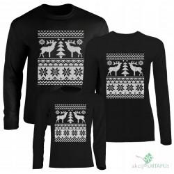 Kalėdiniai marškinėliai...