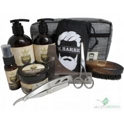 M.BARBE barzdos dovanų...