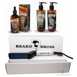 Rinkinys vyrų barzdai Beard...
