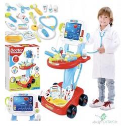 Vaikiškas daktaro rinkinys